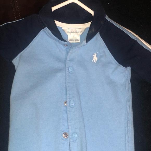 512456dc Polo Ralph Lauren baby boy sleepwear
